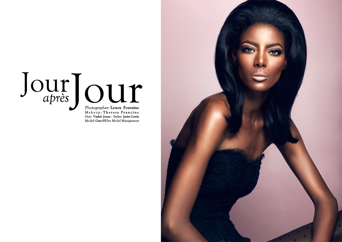 Lenox Fontaine Factice Magazine Beauty