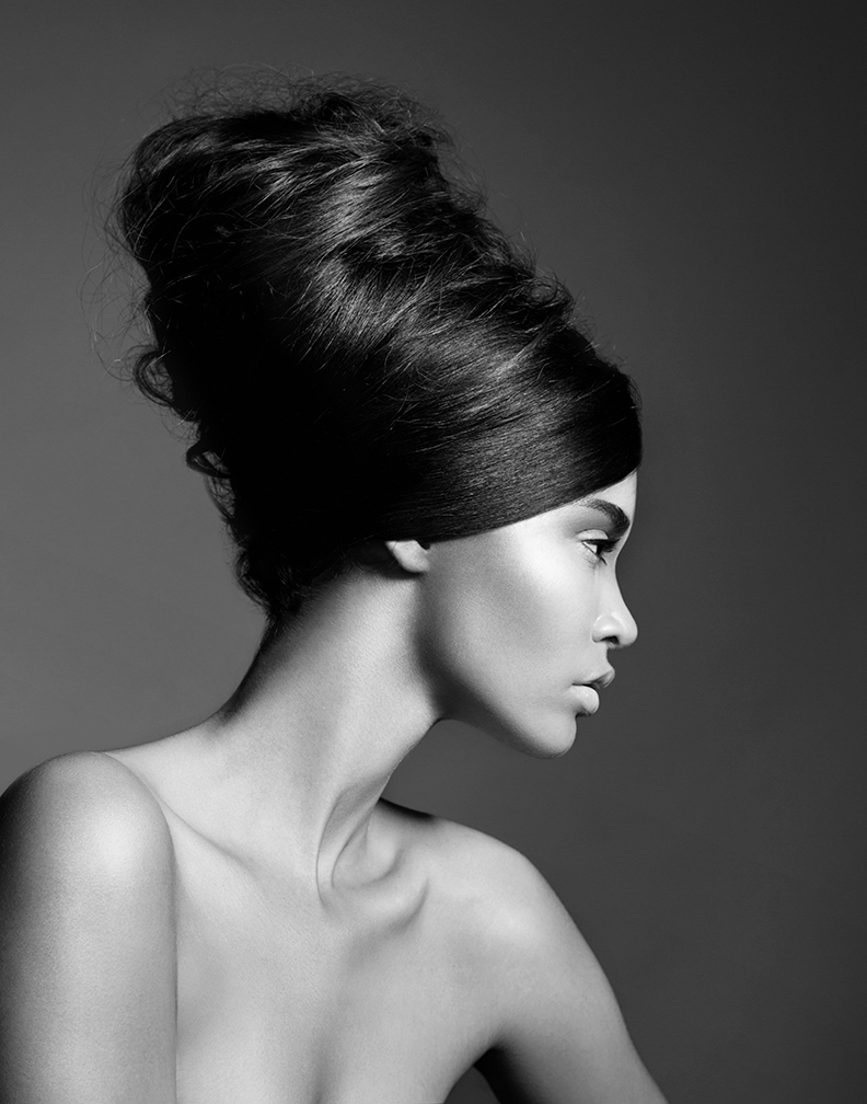 Lenox Fontaine Hair Beauty Black and White 3