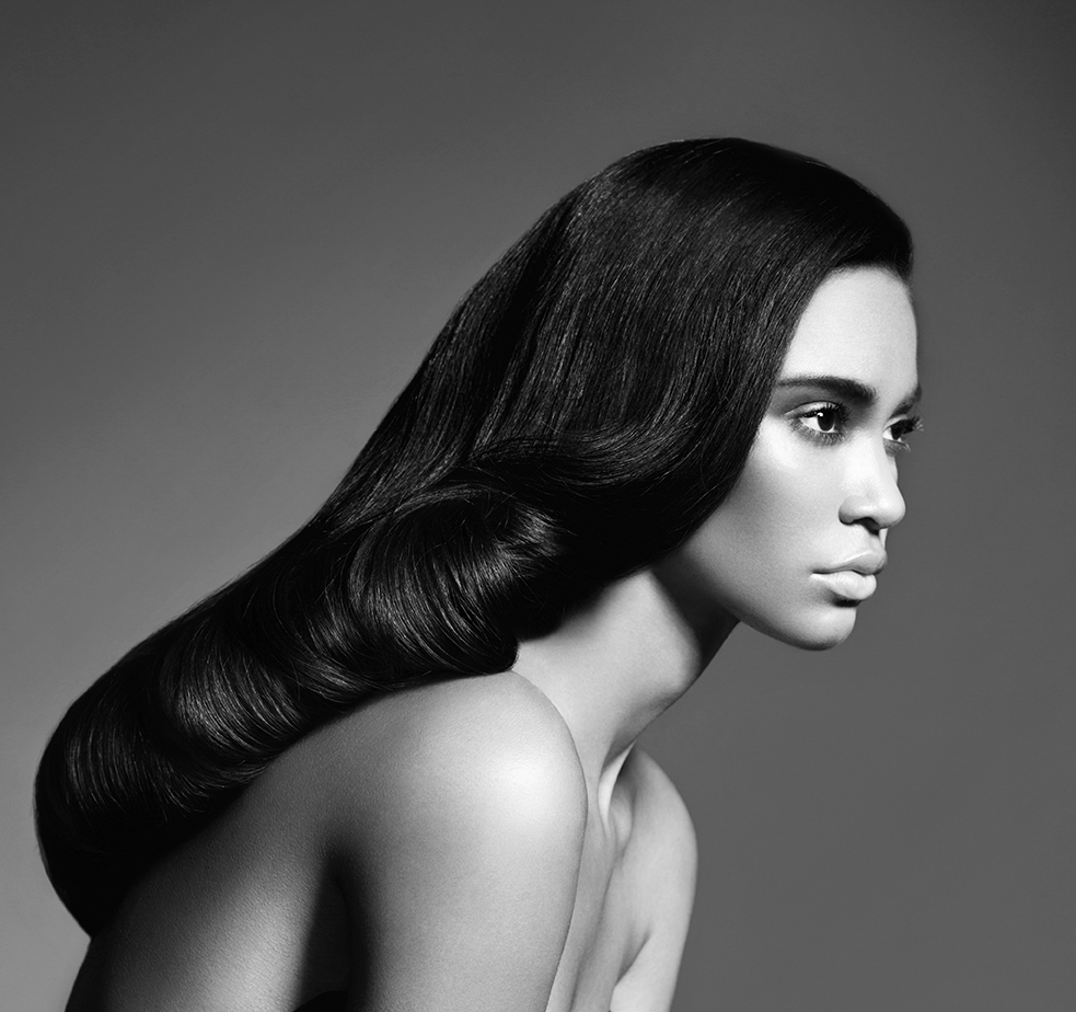 Lenox Fontaine Hair Beauty Black and White1