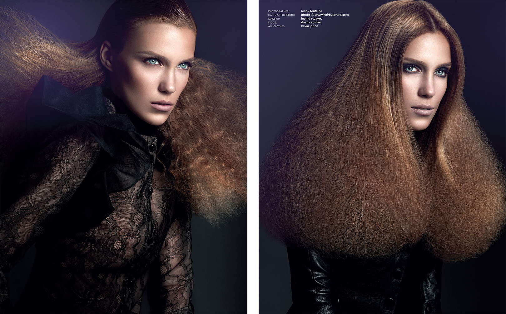 Lenox Fontaine Hair Beauty Highlights Magazine
